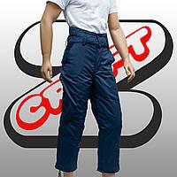 Зимние Мужские штаны,рабочие теплые брюки, роба