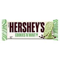 Шоколад hershey's Cookies 'N' Mint Bar 39g