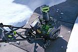 Снегоуборщик аккумуляторный Greenworks GD80SBК4 (2600402) 80V (51 см) бесщеточный с АКБ 4 Ач и зар. ус-вом, фото 3