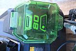 Снегоуборщик аккумуляторный Greenworks GD80SBК4 (2600402) 80V (51 см) бесщеточный с АКБ 4 Ач и зар. ус-вом, фото 8