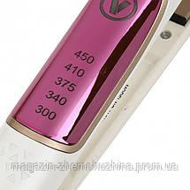 Утюжок выпрямитель VGR V-509, фото 3
