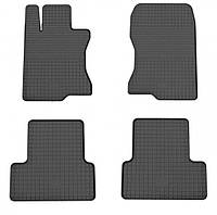 Комплект резиновых ковриков в салон автомобиля Honda Accord 8 2008-2013