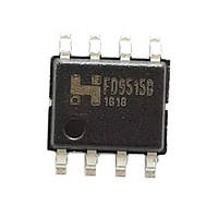 Чип FD9515B FD9515 SOP8, Контроллер питания LNB 14.3/19.3В 450мА 22КГц 2001-03276