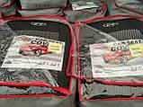 Авточехлы Favorite на Hyundai Accent 2010> sedan,авточехлы Фаворит на Хюндай Акцент от 2010 года седан, фото 4