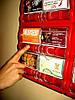 Рекламно-информационные боксы «InfoBox» на 24 ячейки. Дисплей для распространения акций и купонов со скидками, фото 2
