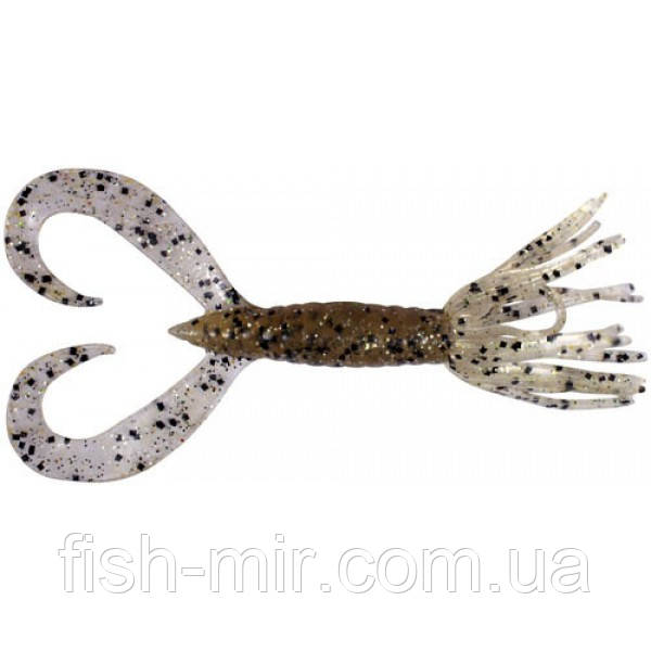 """Little Spider 3.5"""" 320 Silver Shad силикон Keitech - FISH-MIR.COM - рыболовный интернет магазин в Харькове"""