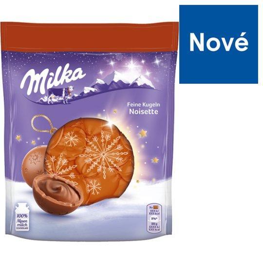 Конфеты Milka Fine Rounds Noisette 90 g