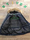 Зимняя  куртка   парка для мальчиков и подростков, фото 5