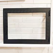Дверца для печи с жаропрочным стеклом Hetta Mia 445*585мм
