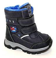 Зимние высокие ботиночки для мальчика, фото 1