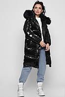 Длинная зимняя куртка LS-8883-8