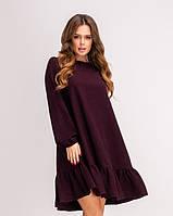 Платья ISSA PLUS 11153 L бордовый