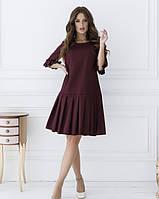 Платья ISSA PLUS SA-2 XL бордовый