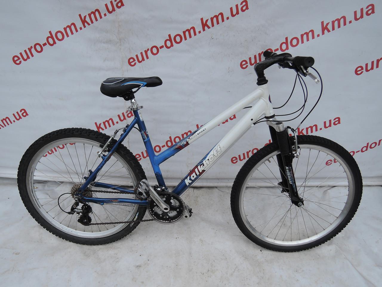 Горный велосипед Kalkhoff 26 колеса 21 скорость.