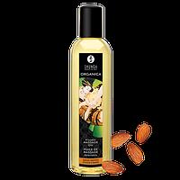 Органическое массажное масло Shunga Organic Massage Oil Almond Sweetness 250 мл