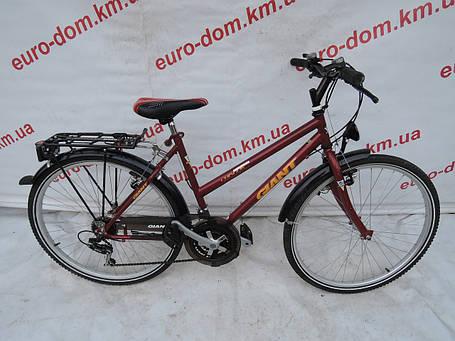 Горный велосипед Giant 26 колеса 18 скоростей, фото 2