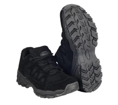 Ботинки Mil-Tec Squad Shoes 2.5 Inch black