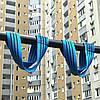Лямки для турника «Комфорт» (Синие) - Фото