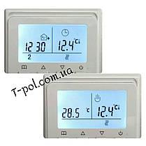 Терморегулятор программируемый In-Therm E51 для теплого пола и автономного отопления, фото 3