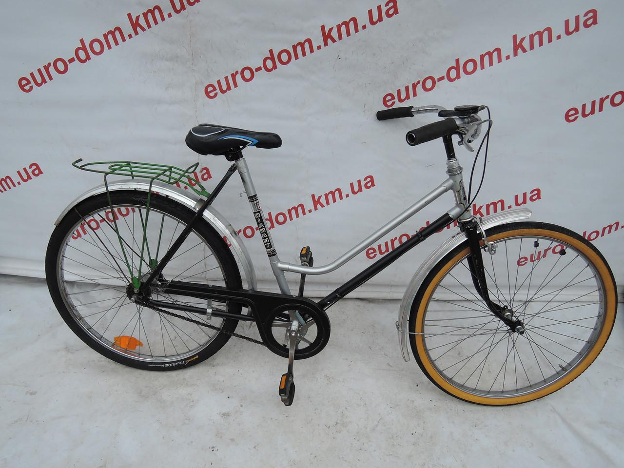 Городской велосипед Diamant 26 колеса 3 скорости на планетарке