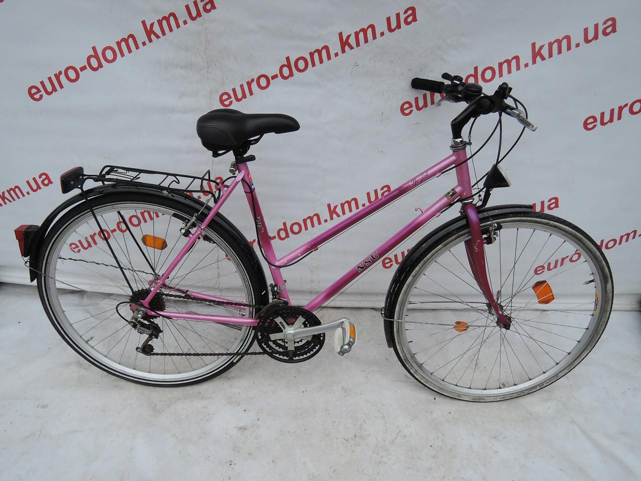 Городской велосипед NSU 28 колеса 18 скоростей