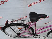 Городской велосипед NSU 28 колеса 18 скоростей, фото 3