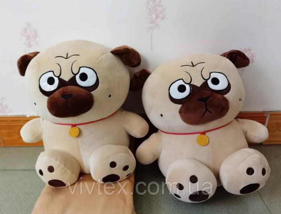 Плед детский + игрушка собака и подушка 3в1