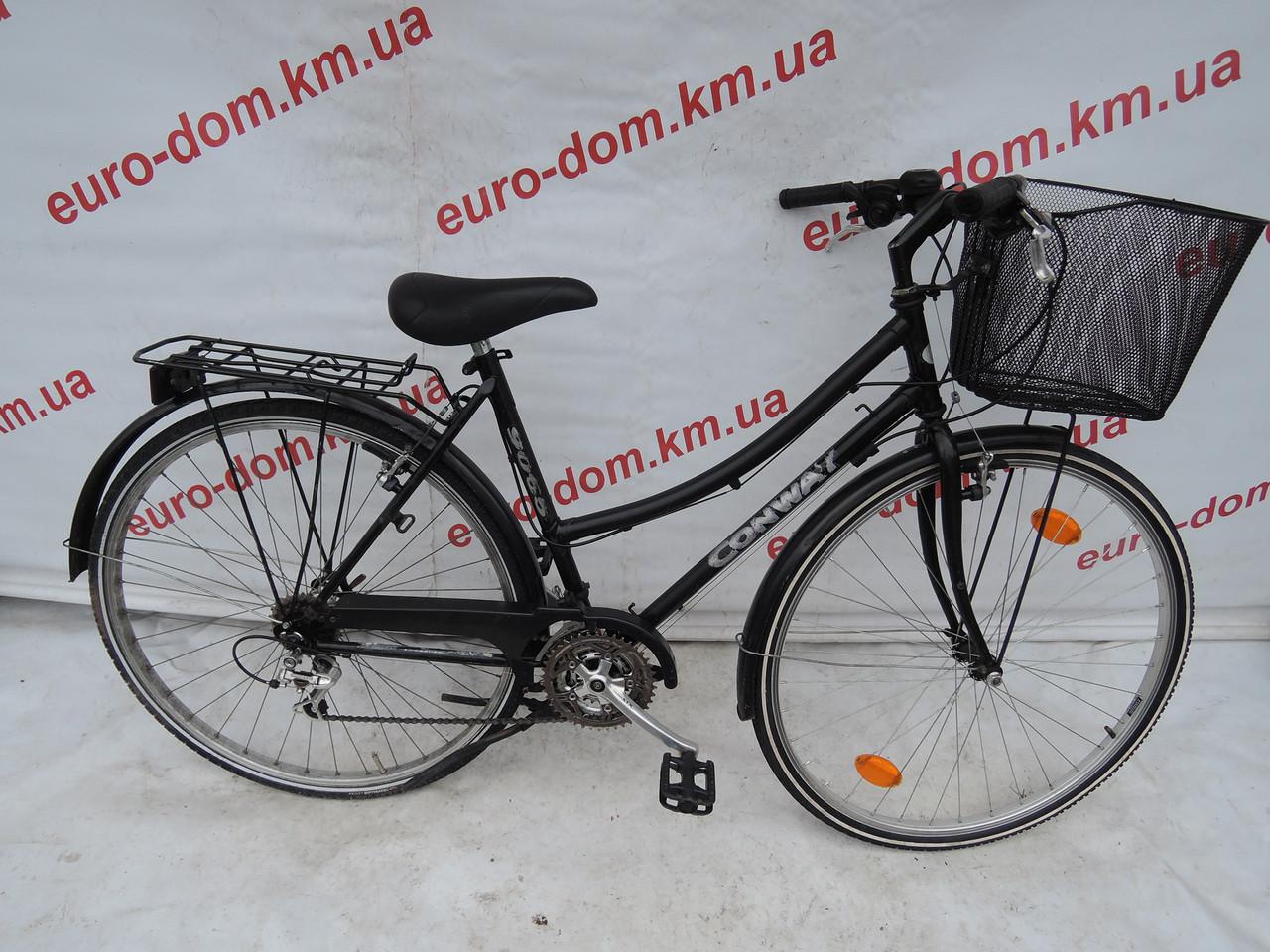 Городской велосипед Conway 28 колеса 21 скорость
