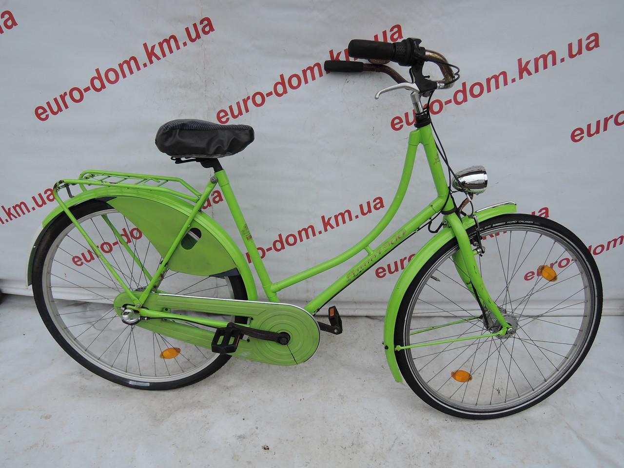 Городской велосипед Anno 28 колеса 3 скорости на планитарке