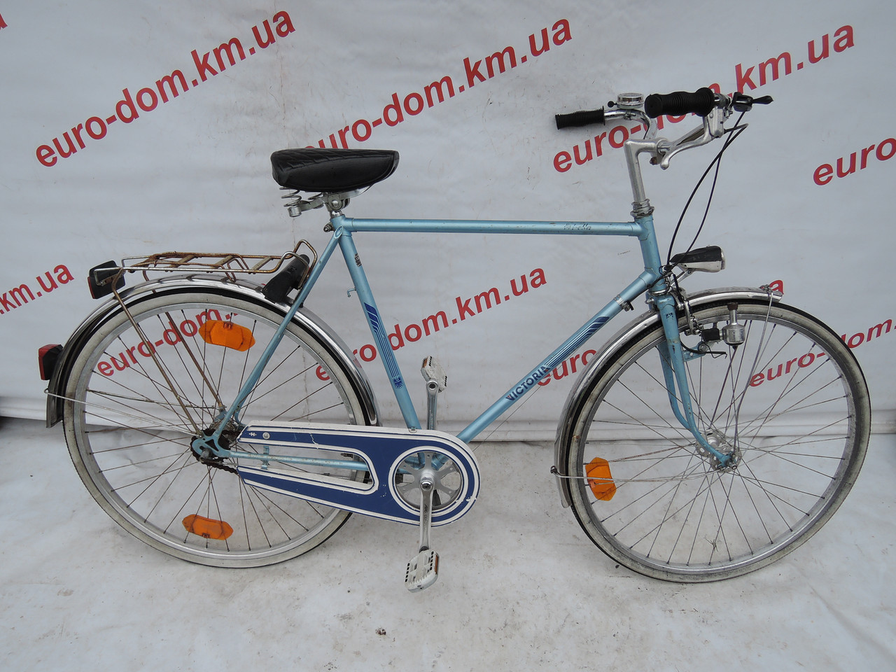 Городской велосипед Victoria 28 колеса 3 скорости на планитарке