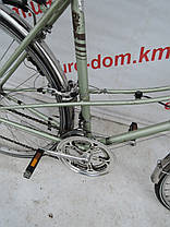 Городской велосипед Hercules 28 колеса 12 скоростей, фото 3