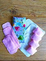 Набор текстиля из 13 предметов для игрушечной мебели кукольного домика ЛОЛ LOL: для дивана и кровати (1103)