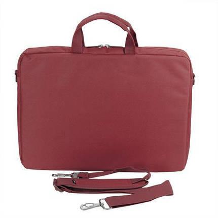 Сумка для ноутбука Sumdex PON-328RD 15.6 Red, фото 2