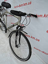 Городской велосипед Hercules 28 колеса 24 скорости, фото 3