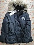 Курточка детская зимняя для девочки OVS (Италия) рост 152см., фото 2