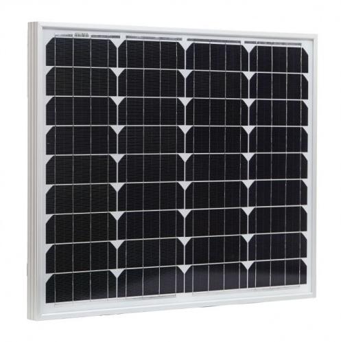 Фотомодуль ALTEK ALM-50M-36 монокристаллический солнечная батарея (панель) 50 Вт