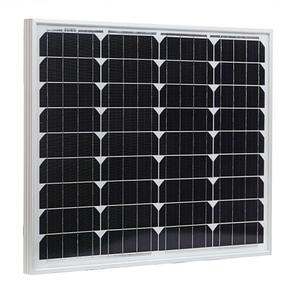 Фотомодуль ALTEK ALM-50M-36 монокристаллический солнечная батарея (панель) 50 Вт, фото 2