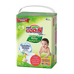 Трусики-подгузники Cheerful Baby для детей (M, 6-11 кг, унисекс, 54 шт)