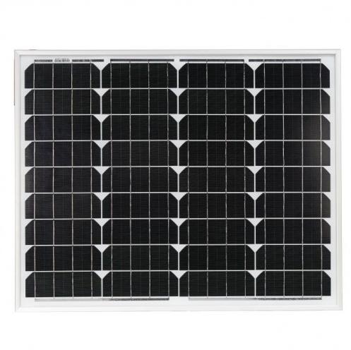 Сонячна батарея ALTEK ALM-50M-36 монокристаллическая панель 50 Вт фотомодуль Mono