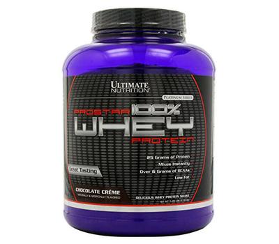 Ultimate Nutrition Prostar 100% Whey 2,39 kg. Сывороточный протеин.