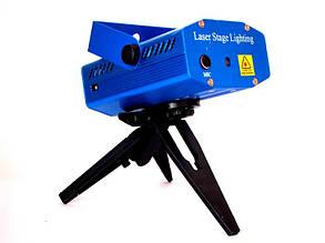 Лазерный Проектор SD 09. 4 Режима рисунков