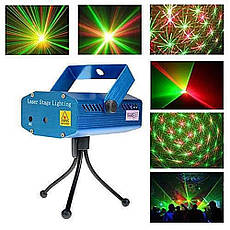 Лазерный Проектор SD 09. 4 Режима рисунков, фото 3