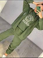 Шикарный спортивный костюм тройка Versace, фото 1