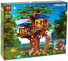 """Конструктор Майнкрафт 11364 """"CREATOR"""" Дом на дереве  3056 деталей."""