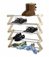 Полка для обуви Shoe Rack 5 полок на 15 пар