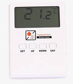 Бездротовий датчик температури 433 Smart WD200A для сигналізації gsm КОД: HFKLDFKDFU8D