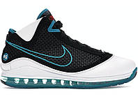 "Мужские кроссовки Nike Lebron 7 ""Red Carpet"" Реплика, фото 1"