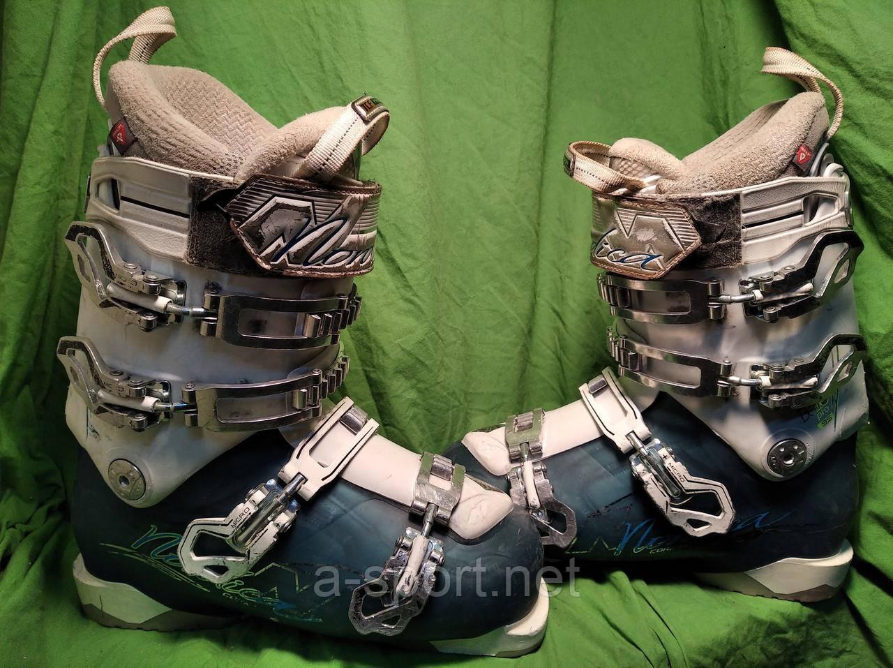 Гірськолижні черевики Nordica Belle pro 95 25.5 см