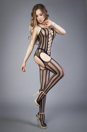 Сексуальна Боді сітка Боди-сетка комбинезон Бодистокинг Сексуальное белье