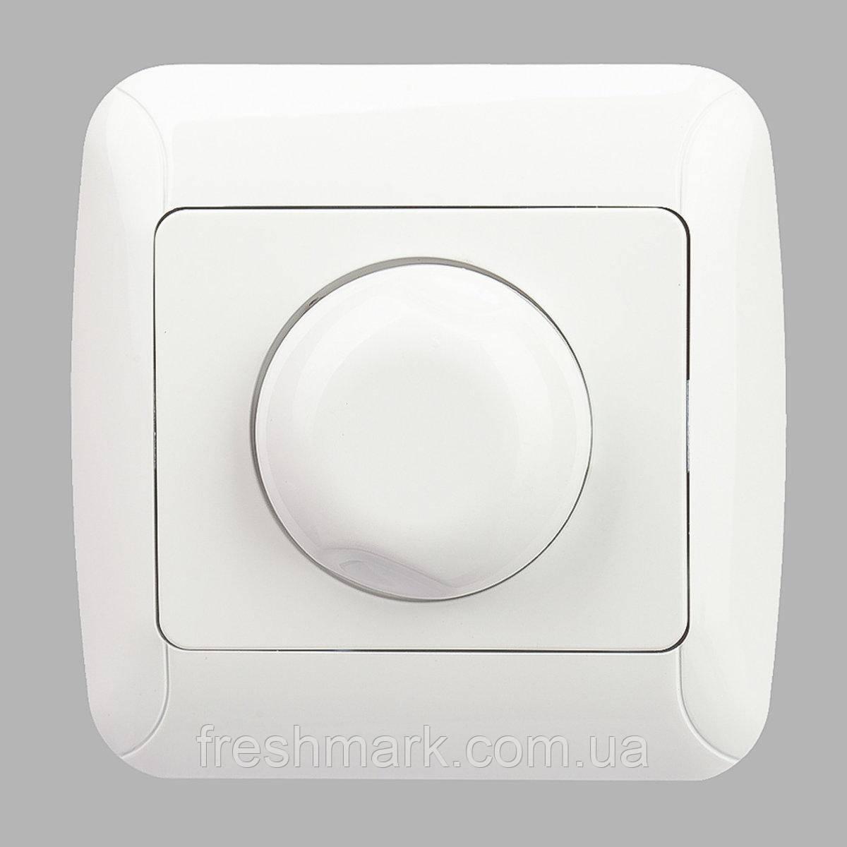 Светорегулятор GUNSAN Fantasy 1000Вт с подсветкой Белый
